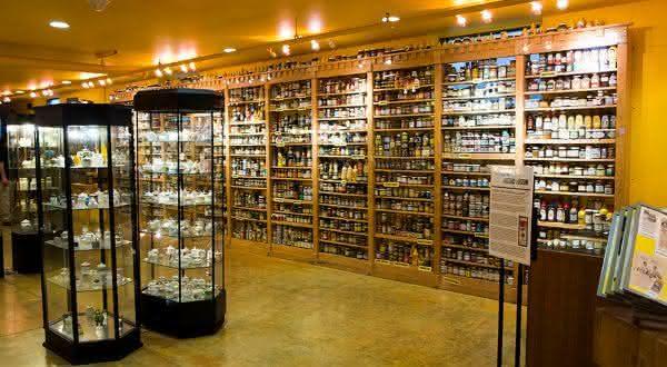 The Mustard Museum entre os mais estranhos museus do mundo