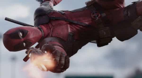 boca grande entre os fatos incriveis sobre Deadpool