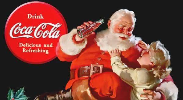 papai noel entre os fatos que voce nao sabia sobre a coca cola