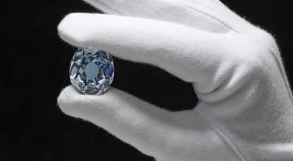 Wittelsbach-Graff Diamond entre os aneis mais caros ja feitos