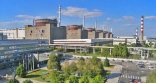 Zaporizhzhia entre as maiores usinas nucleares do mundo