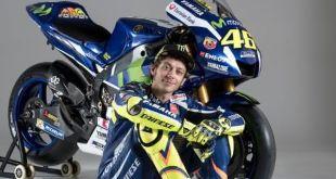 Valentino Rossi pilotos de MotoGP mais bem pagos