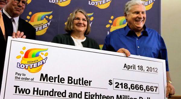 656 entre os maiores prêmios de loterias