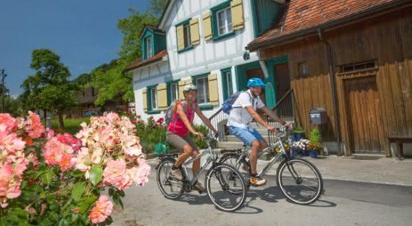 suica entre os países com mais bicicletas por habitantes