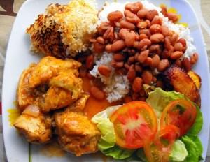 la bandera dominicana Mejores comidas Dominicanas