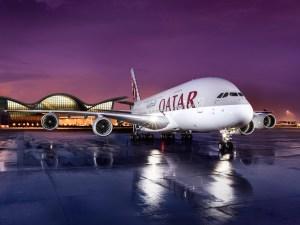 1.- Qatar Airways compañías aéreas para viajar