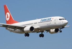 4.- Turkish Airlines compañías aéreas para viajar