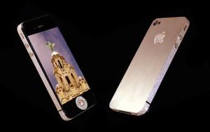 Diamond Rose iPhone celulares más caros del mundo