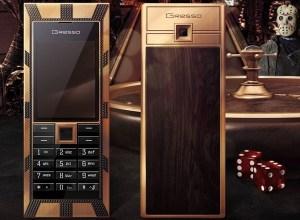 Gresso Luxor Las Vegas Jackpor celulares más caros del mundo
