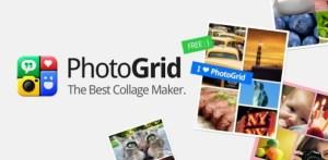 Photo Grid – Collage Maker Aplicaciones Android para decorar fotos