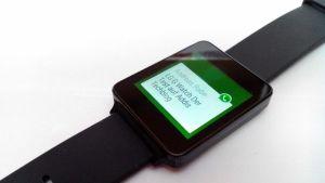1 Aplicaciones para Smartwatch con Android