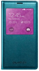 Samsung S View Cover Mejores covers para Samsung Galaxy S5