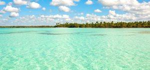 Isla Saona - 10 Lugares románticos de República Dominicana