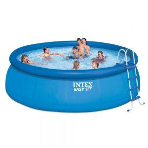 2 mejores piscinas desmontables