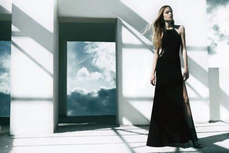 paranoia long dress