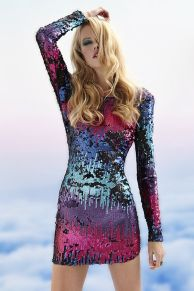 sequindress