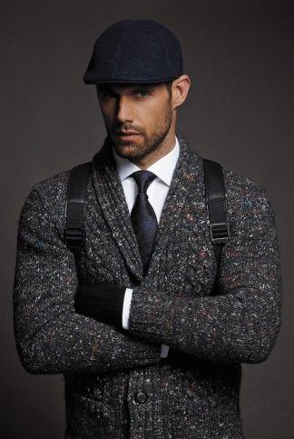 grey man florentino otono