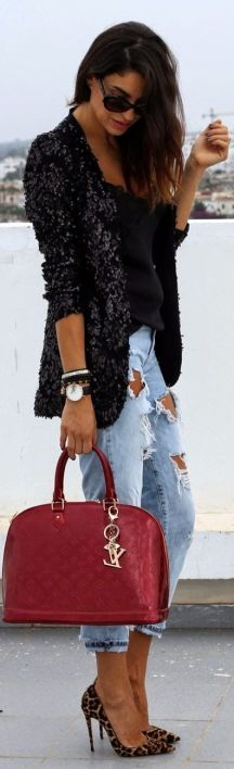 prettiest jeans outfits