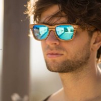 Customized wooden shades by Angelos