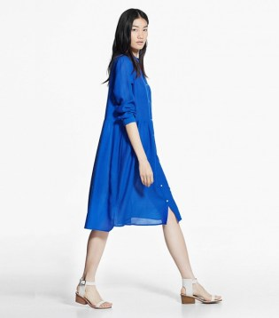 shirtdress mango