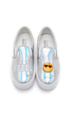 chiara ferrgni i feel slip on sneakers