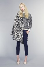 banana-republic- spotted coat