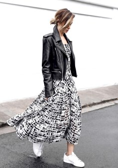 chronicles-of-her-white-adidas-superstars-dion-lee-leather-jacket-maticevski-dress