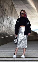 street style irene kim fashion week fall 2015