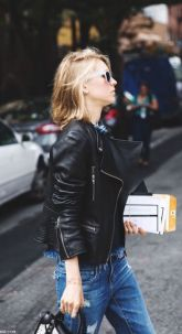 street-style-leather-denim