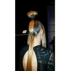 michael costello ponytail