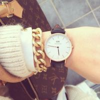 Impecable stylish watches