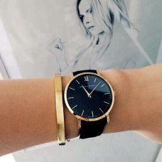 daniel wellinghton watch minimalist look