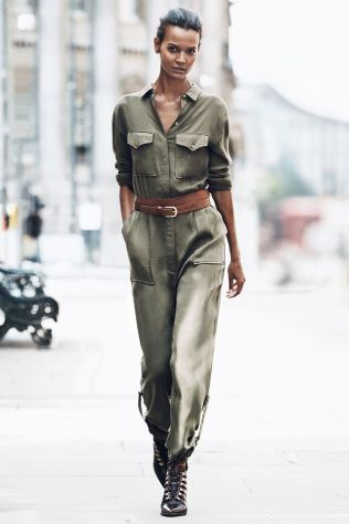 H and M boilersuit