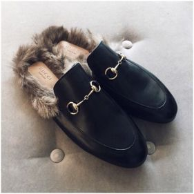 backless loafers gucci