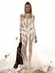 funky wedding dress