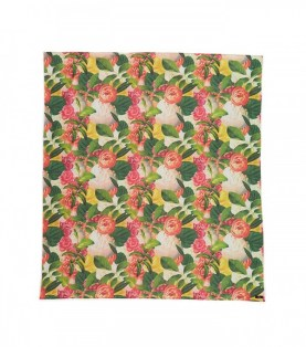 kate spade new york floral picnic blanket