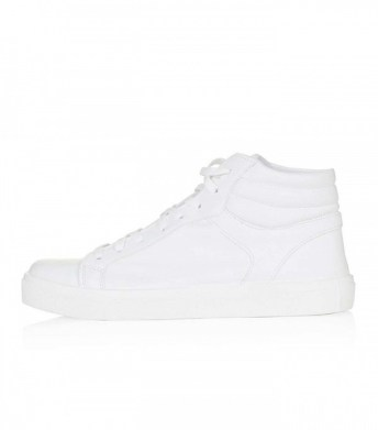 Topshop high top trainers