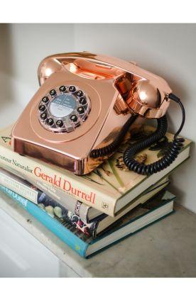 corded phone
