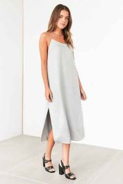 urbanoutfitters silence and noise slip dress