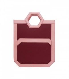 the hexad aca tote in mars red
