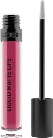 Liquid Matte Lips N06 open