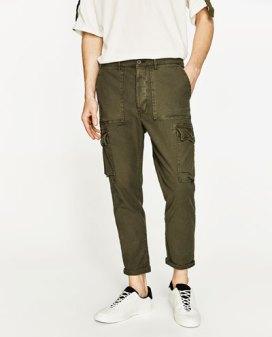 cargo men pants