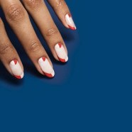 american french mani