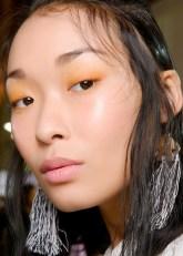 brown-hair-yellow-eyeshadow