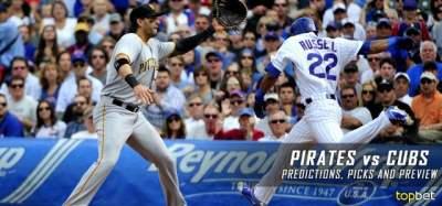 Pirates vs Cubs Predictions, Picks and Odds – May 13, 2016