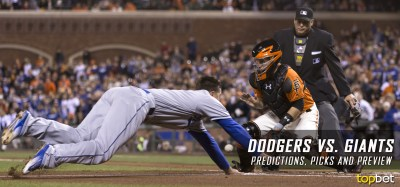 Dodgers vs Giants Predictions and Preview – April 24, 2017