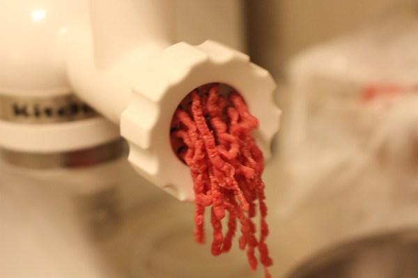 فرم اللحم