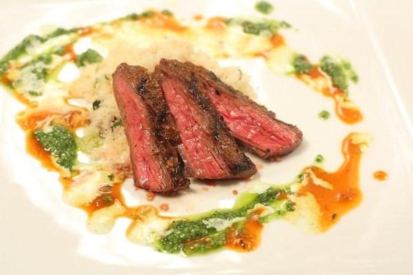 harissa steak