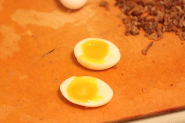 بيض ٦ دقايق