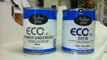 "Products of Interest: Fine Paints of Europe ""Eco"" Series"